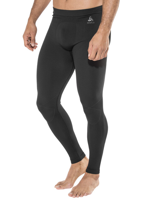 Odlo Evolution Warm Pants Black-Graphite Grey